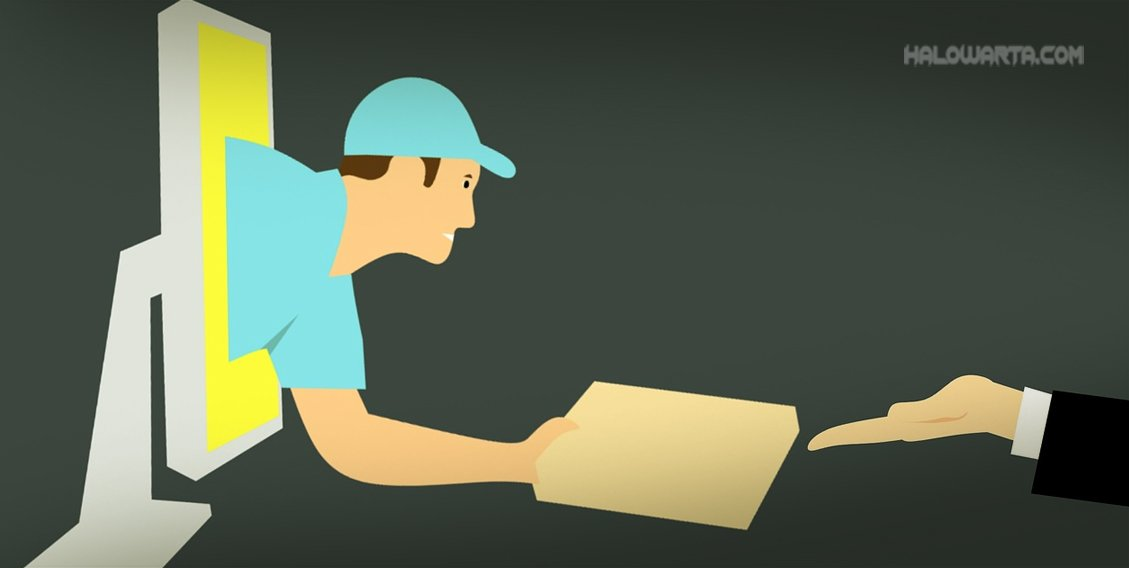 Kerja online menjadi Reseller atau Dropshipper