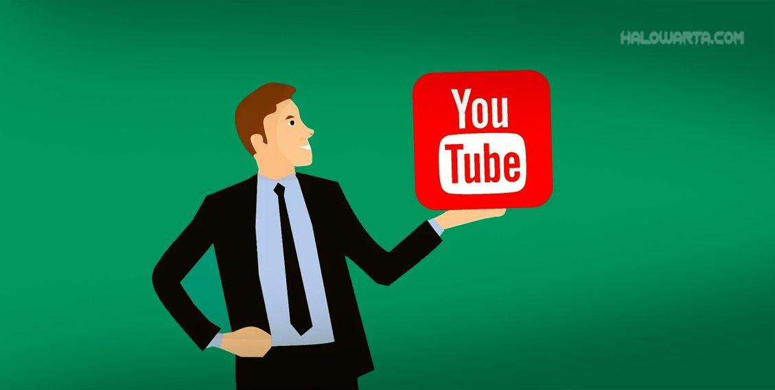 Kerja online menjadi YouTuber