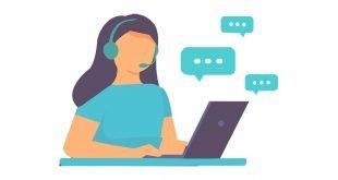 Pekerjaan customer service online