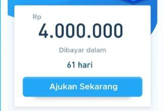 Tunaikita pinjaman online tanpa slip gaji